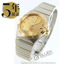 オメガ コンステレーション 腕時計(メンズ) オメガ OMEGA コンステレーション ダイヤ メンズ 123.20.38.21.58.001