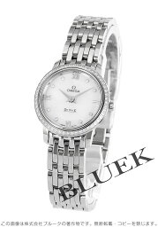 デ・ビル オメガ OMEGA 腕時計 デビル プレステージ ダイヤ レディース 424.15.24.60.55.001