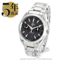 オメガ シーマスター 腕時計(メンズ) オメガ シーマスター アクアテラ クロノグラフ GMT 腕時計 メンズ OMEGA 231.10.43.52.06.001_8