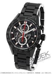 タグホイヤー カレラ 腕時計(メンズ) タグホイヤー カレラ ホイヤー01 クロノグラフ 腕時計 メンズ TAG Heuer CAR2090.BH0729