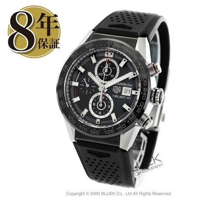 タグホイヤー カレラ ホイヤー01 クロノグラフ 腕時計 メンズ TAG Heuer CAR201Z.FT6046_8