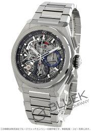 ゼニス デファイ 腕時計(メンズ) ゼニス デファイ エル プリメロ 21 クロノグラフ パワーリザーブ 腕時計 メンズ Zenith 95.9000.9004/78.M9000