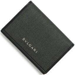 ブルガリ 名刺入れ(メンズ) ブルガリ BVLGARI カードケース【名刺入れ】 ウィークエンド 【WEEKEND】 ブラック 32588 メンズ