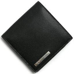 カルティエ カルティエ Cartier 二つ折財布 サントス 【SANTOS】 ブラック L3000772 メンズ
