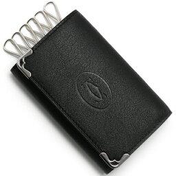 カルティエ カルティエ Cartier キーケース マスト 【MUST】 ブラック L3001359 メンズ レディース