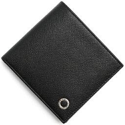 ブルガリ 二つ折り財布(メンズ) ブルガリ 二つ折り財布 財布 メンズ ブルガリブルガリ マン ブラック 30396 BVLGARI