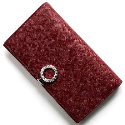ブルガリ 長財布 財布 レディース ブルガリブルガリ BB ルビーレッド 33748 33748 BVLGARI