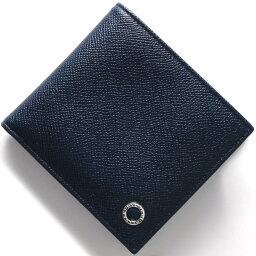 ブルガリ 二つ折り財布(メンズ) ブルガリ 二つ折り財布 財布 メンズ ブルガリブルガリ マン デニムサファイア 39324 BVLGARI