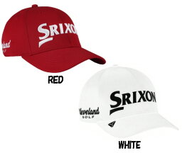 クリーブランド 【ゴルフキャップ】SRIXON(スリクソン)CLEVELAND TOUR(クリーブランドツアー)CAP 【350】