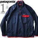 パタゴニア 大きいサイズ メンズ PATAGONIA パタゴニア スナップボタン プルオーバー 長袖 Tシャツ USA直輸入 24150