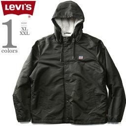 リーバイス 大きいサイズ メンズ LEVI'S リーバイス フード付 裏ボア コーチ ジャケット USA直輸入 lm8rn432