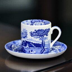スポード スポード[Spode] ブルーイタリアン コーヒーC/S (エスプレッソ) 英国製 #spd002253