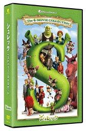 シュレック DVD シュレック ベストバリューDVDセット [ (アニメーション) ]