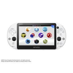 PSVITA PlayStation Vita Wi-Fiモデル グレイシャー・ホワイト