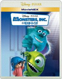 モンスターズインク DVD モンスターズ・インク MovieNEX ブルーレイ+DVDセット/ディズニー【1000円以上送料無料】