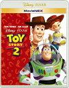トイストーリー DVD トイ・ストーリー2 MovieNEX ブルーレイ+DVDセット/ディズニー【2500円以上送料無料】