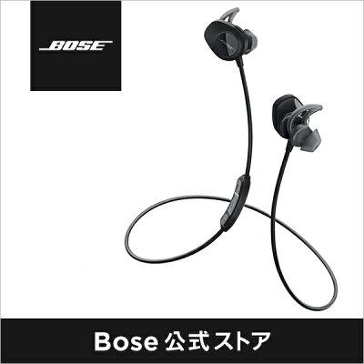 アウトレット Bose SoundSport WLSS ヘッドホン / ヘッドフォン / イヤホン / wireless / ワイヤレス / 防滴 / Bluetooth / ブルートゥース / NFC対応