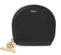 クロエ クロエ ミニポーチ/コインケース Chloe コンパクトミラー DREW/ドリュー ブラック 3P0800-944