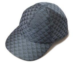 アルマーニ エンポリオアルマーニ キャップ/帽子 EMPORIO ARMANI メンズ ベースボールキャップ ロゴ/ブルー 627766 7P507 00532