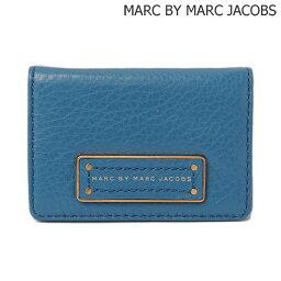 マークバイマークジェイコブス マークバイマークジェイコブス カードケース/パスケース MARC BY MARC JACOBS BLUESTONE/ブルー M0001213