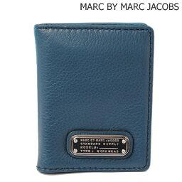 マークバイマークジェイコブス マークバイマークジェイコブス カードケース/パスケース MARC BY MARC JACOBS DEEP BLUE MULTI/ディープブルー M0005360