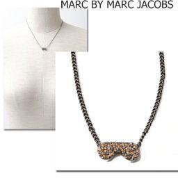 マークバイマークジェイコブス マークバイマークジェイコブス ペンダント/ネックレス MARC BY MARC JACOBSアクセサリー ラインストーン サングラス M5121036