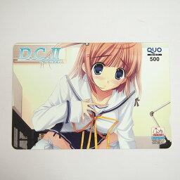 QUOカード ダ・カーポII QUOカード 500円
