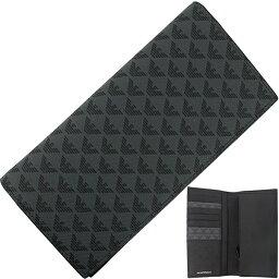 b19da1143357 アルマーニ 財布(メンズ) EMPORIO ARMANI エンポリオ アルマーニ 長財布 メンズ 二つ折り長財布