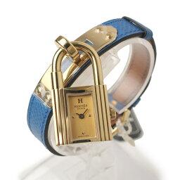 ケリー エルメス ケリーウォッチ 腕時計 クシュベル ○Y刻印 【未使用 新品同様】
