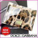 D&G 名刺入れ(メンズ) ドルチェ&ガッバーナ DOLCE&GABBANA 名刺入れ カードケース メンズ可 レオパード エナメルレザー (あす楽対応)未使用品 人気 【未使用品】 C1321