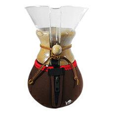 ケメックス くるむくん保温カバー付き CHEMEXコーヒーメーカー 6カップ