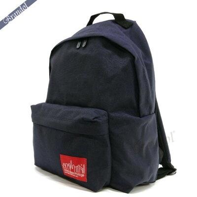 マンハッタンポーテージ メンズ リュック Big Apple Backpack M バックパック ダークネイビー 1210 DARK NAVY