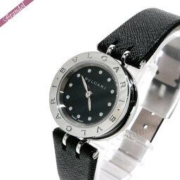 ビーゼロワン 腕時計(メンズ) 《最大1500円クーポン配布中! 7/26 01:59まで》ブルガリ レディース腕時計 B-zero1 ビーゼロワン 23mm ブラック BZ23BSCL