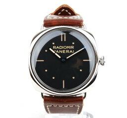 ラジオミール 腕時計(メンズ) 【限定美品】PANERAI/パネライ ラジオミール S.L.C 3DAYS 限定750本 PAM00449 メンズ 手巻き 腕時計#jp23159