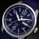 ファイブスポーツ SEIKO/SEIKO5 Sports【セイコー5スポーツ/ファイブスポーツ】自動巻 メンズ腕時計 ネイビーナイロンベルト ネイビー文字盤 SRP623J1 MADE IN JAPAN 海外モデル