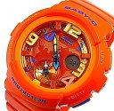 CASIO/Baby-G【カシオ/ベビーG】ビーチ・トラベラー・シリーズ レディース腕時計 オレンジ 海外モデル【並行輸入品】 BGA-190-4B