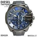 腕時計 ディーゼル(メンズ) ディーゼル DIESEL クオーツ クロノグラフ メンズ 腕時計 DZ4329