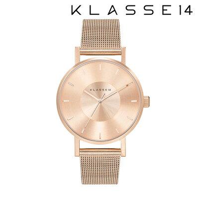 【2年保証】【正規取扱店】KLASSE14 クラス14 Volare VO14RG003W 36mm ROSE-GOLDklasse14 腕時計 ペアウォッチ レディース 人気 ブランド ● 送料無料● ラッピング無料