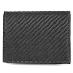 ダンヒル ダンヒル コインケース dunhill L2Z5C1A 財布 シャーシ CHASSIS コインパース メンズ BLACK ブラック 黒 カーボン調 ボックス型 シンプル スマート【 送料無料】