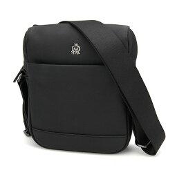 ショルダーバッグ ダンヒル ショルダーバッグ dunhill L3S162A バッグ トラベラー Traveller メンズ Black ブラック 黒 【 送料無料】