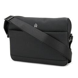 ショルダーバッグ ダンヒル ショルダーバッグ dunhill L3S169A バッグ トラベラー Traveller メンズ Black ブラック 黒 【 送料無料】