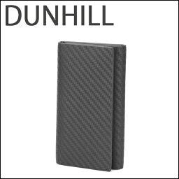 ダンヒル キーケース(メンズ) ダンヒル キーケース dunhill L2H250A ブランド小物 シャーシ CHASSIS メンズ BLACK ブラック 黒 スタイリッシュ 6連【 送料無料】