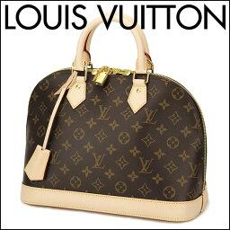 アルマ ルイヴィトン ハンドバッグ Louis Vuitton M53151 バッグ モノグラム アルマPM レディース モノグラム ダークブラウン【 ルイ・ヴィトン ビトン 送料無料】