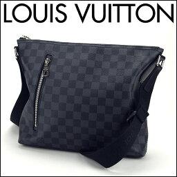 ダミエ ルイヴィトン ショルダーバッグ Louis Vuitton N41211 バッグ ダミエ・グラフィット ミックPM メンズ グラフィット ブラック 黒 【 ルイ・ヴィトン ビトン 送料無料】