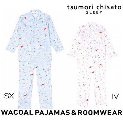 ワコール(WACOAL) 秋・冬 パジャマ ツモリチサト メンズ (M・Lサイズ)UGQ101