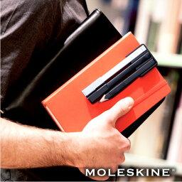 モレスキン 手帳 モレスキン(モールスキン) MOLESKINE クリップ式ペンホルダー・スリップオン式グリップセット