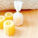 ベーカリー ミツバチ カヌレ 【cadeaux】  ハチミツ色のカヌレキャンドル ・小個セットハニーキャンドル/  蜜蝋ろうそく かわいいインテリアギフト・プチギフト