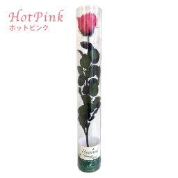 1本 プリザーブドフラワー 1輪のバラ 枯れない花 誕生日 1本薔薇 プレゼント プロポーズ 記念日 ブリザードフラワー