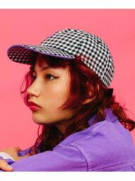 エックスガール 帽子 レディース 【公式】X-girl エックスガール MILLS LOGO 6PANEL CAP
