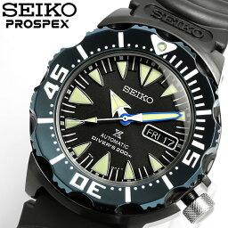 プロスペックス 【送料無料】【SEIKO】【セイコー】 PROSPEX プロスペックス 自動巻き 腕時計 ダイバーズウォッチ Divers 200M防水 メンズ オートマティック カレンダー SRP581K1 Men's うでどけい